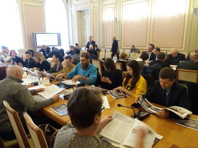 Законодательная работа Комитета