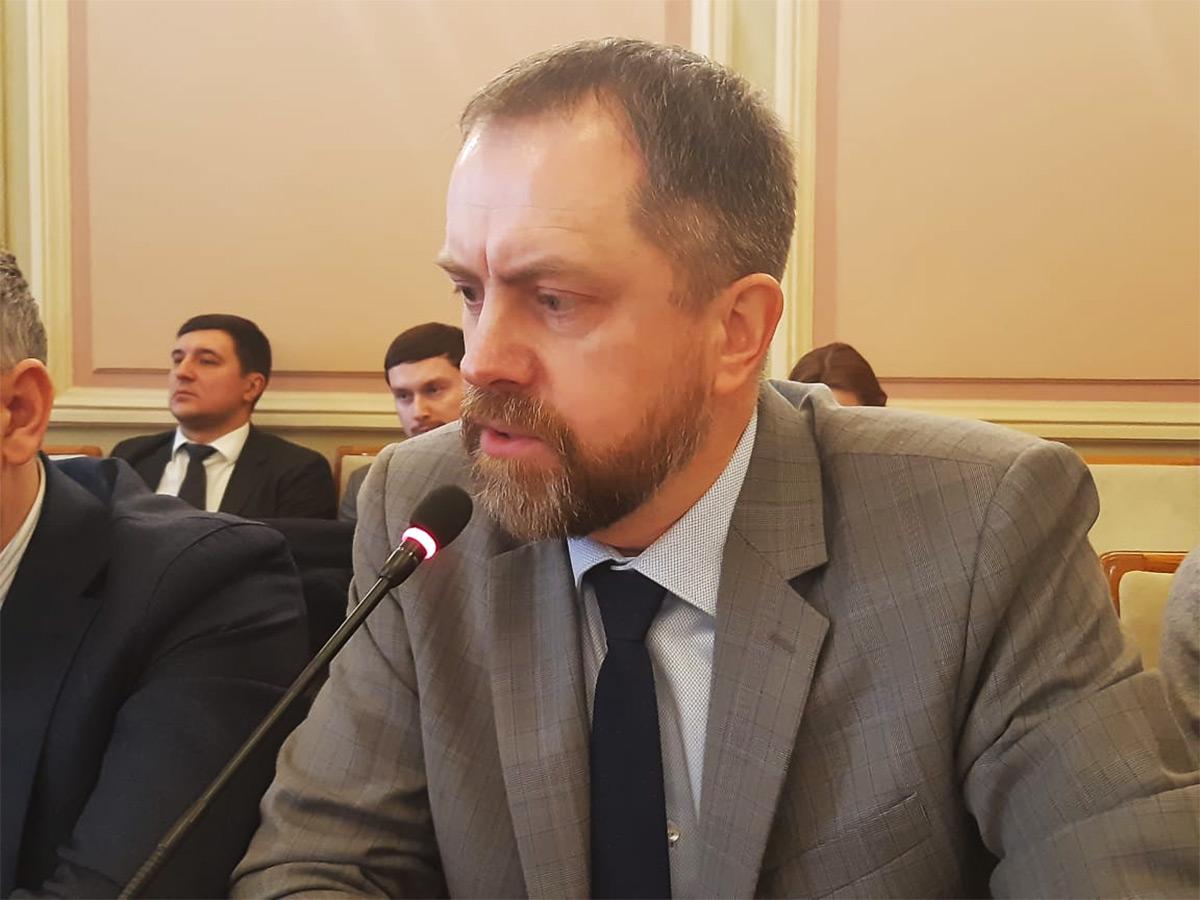 Президент Ассоциации звероводов Владимир Федына