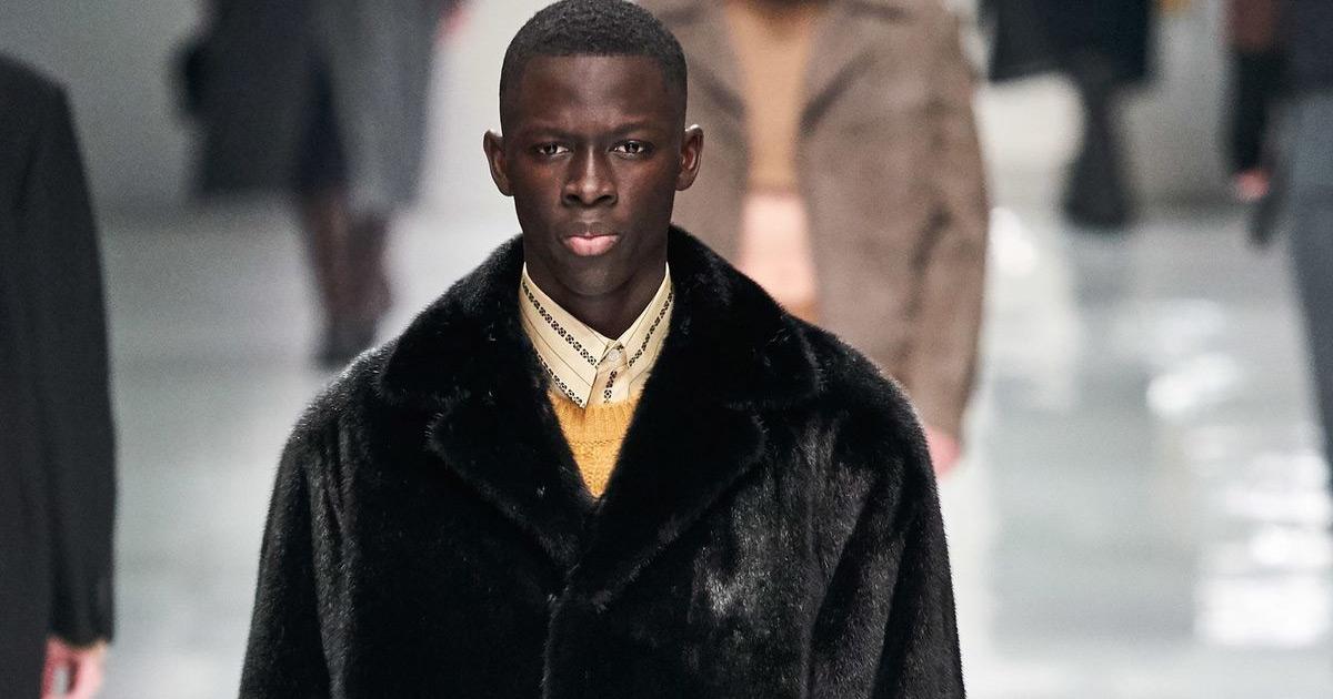 Модный тренд 2020: мужские норковые шубы