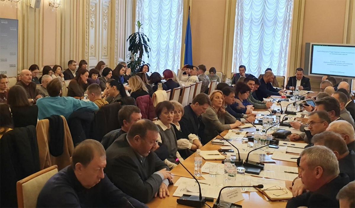 Депутаты и представители бизнеса призвали внедрить в Украине европейское регулирование норковых ферм