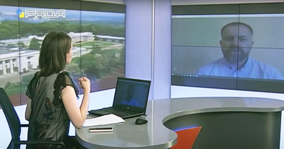 Президент Ассоциации звероводов Украины Владимир Федина рассказал на телеканале Рада о пользе норковых ферм для экономики, экологии, социальной составляющей