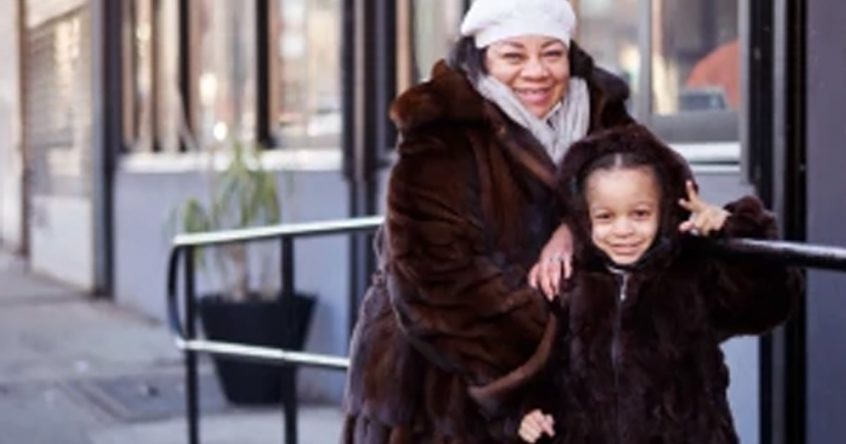 Этой зимой в Нью-Йорке резко выросли продажи меха