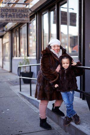 Террейн Вашингтон с сыном