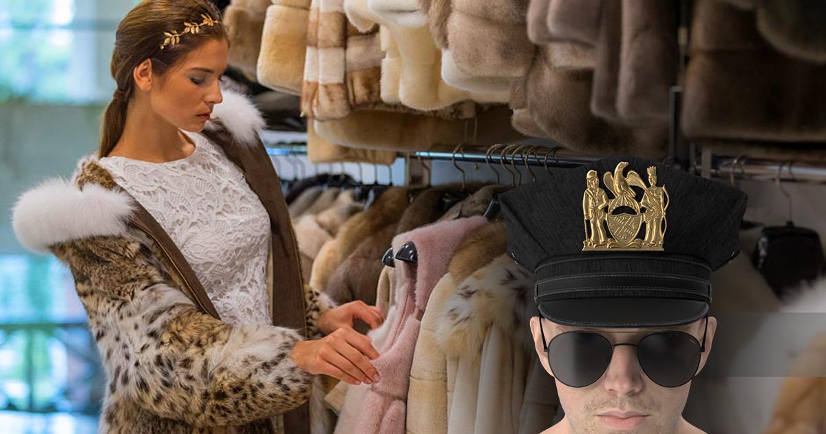 Скажи нет гардеробной полиции: не криминализируйте миллионы владельцев мехов