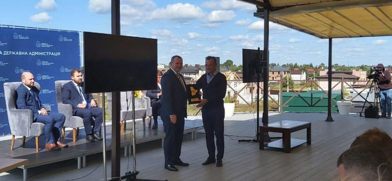 "Норковая ферма ""Тиволи Фюр"" получила награду Business Kyiv Region Awards 2021"