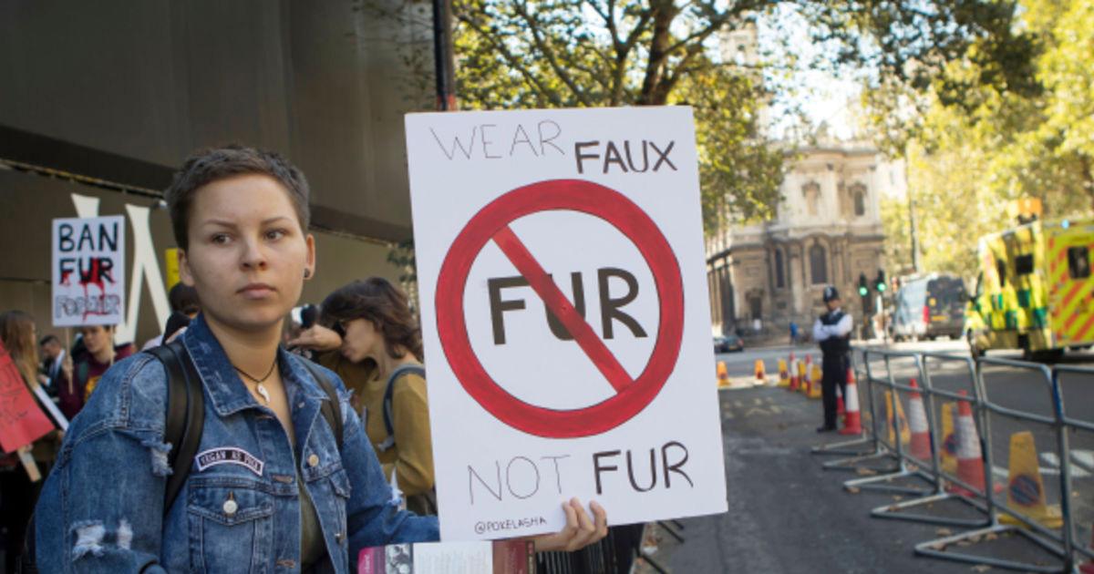 Видео, разоблачающее жестокость в меховой индустрии, это постановка