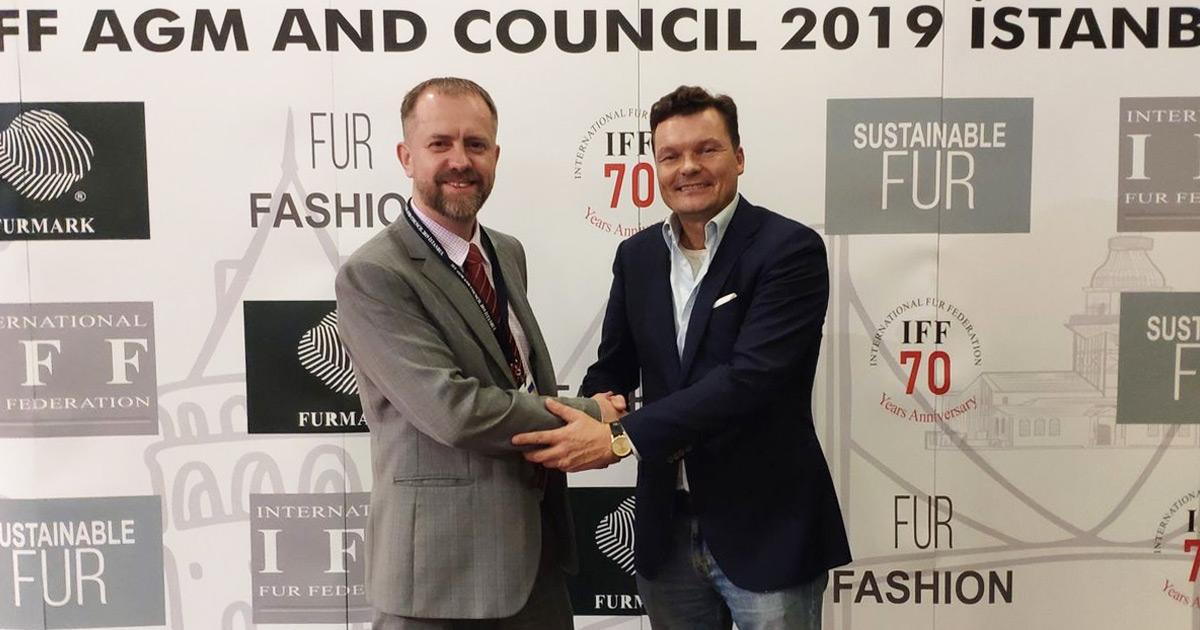 Ассоциация звероводов Украины стала полноправным членом Международной федерации меха