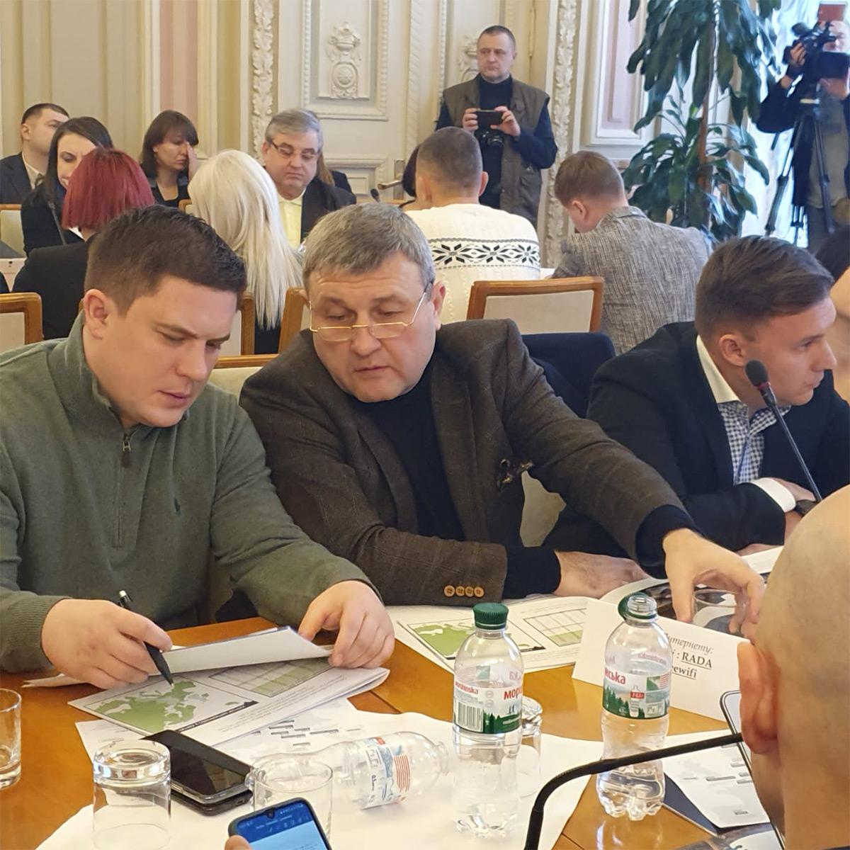 Ініціатор законопроекту №2360 народний депутат Сергій Литвиненко