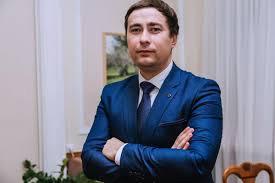 Уповноважений президента України з аграрних питань Роман Лещенко