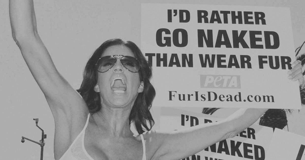 Чому PETA вбиває