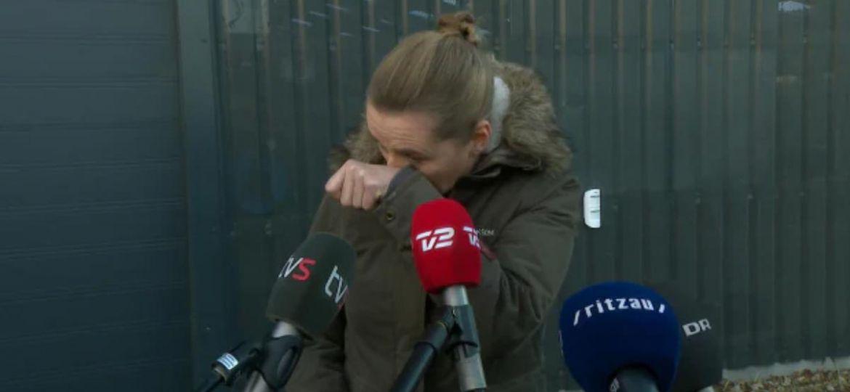 Прем'єр-міністр Данії Метте Фредеріксен розплакалася і вибачилася після відвідування норкової ферми
