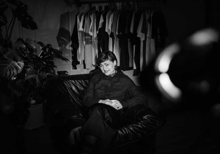 Алена Клочко, творець українського бренду Makaka